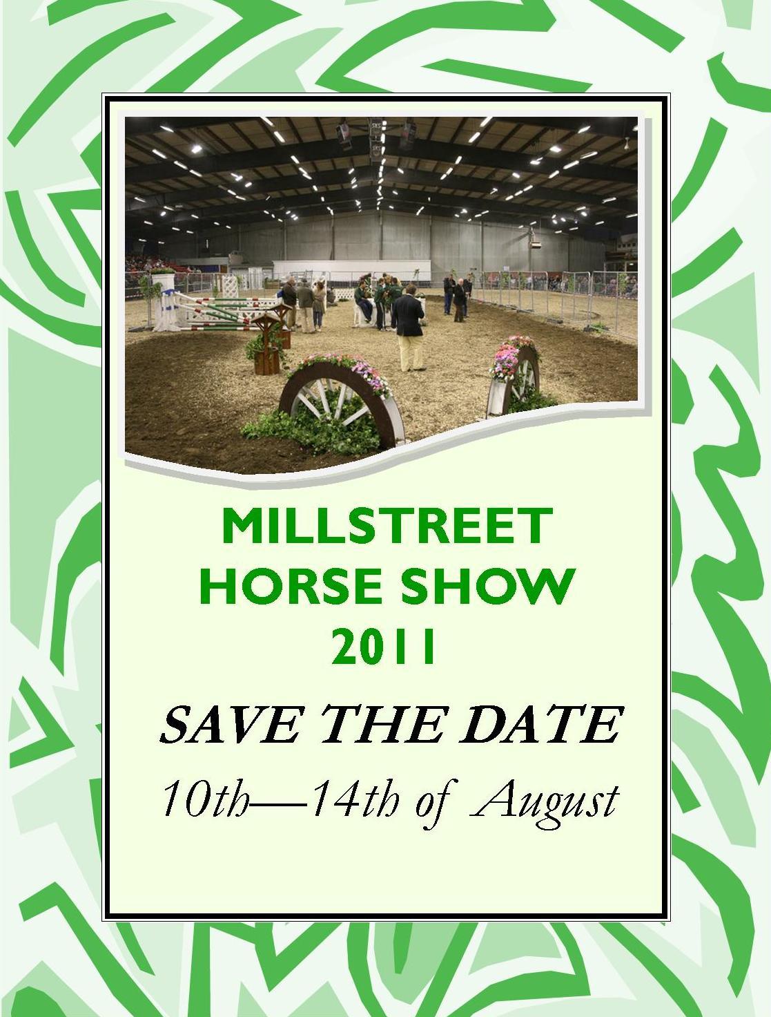 Millstreet Horse Show 2011